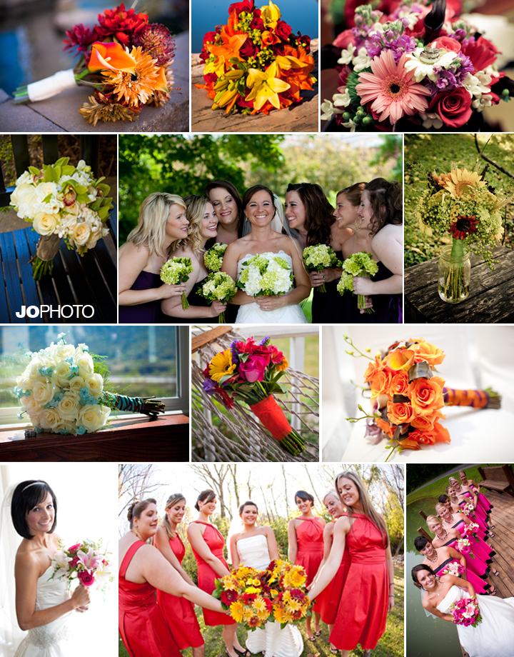 knoxville wedding bouquets