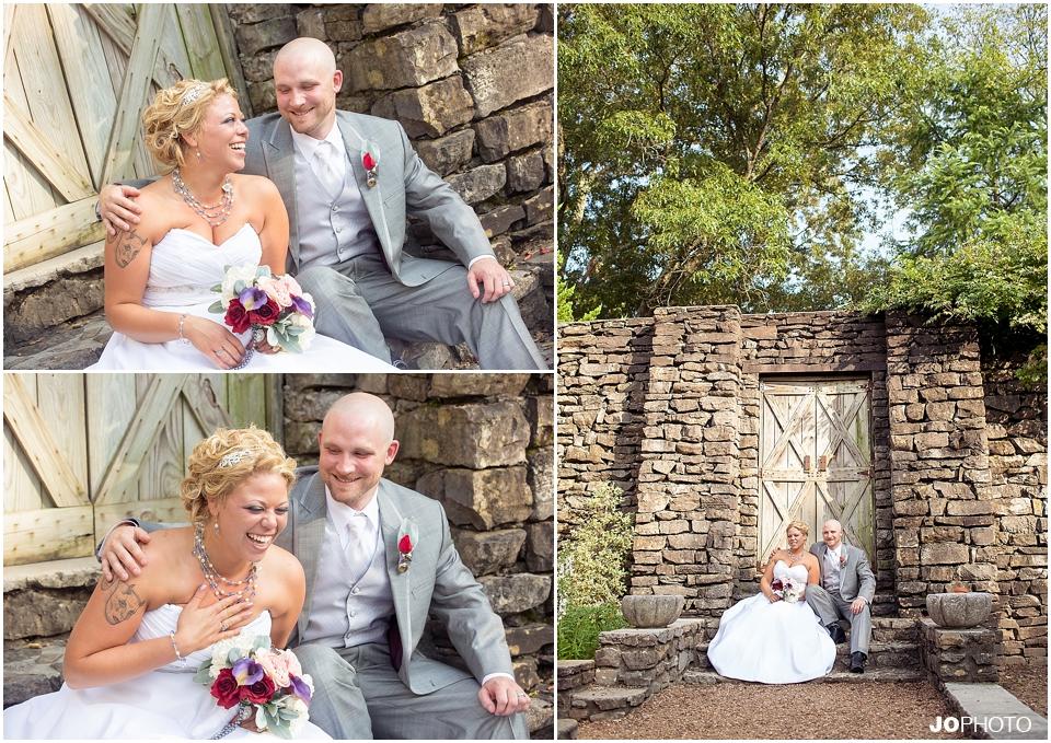 ... Knoxville Botanical Garden Wedding ...