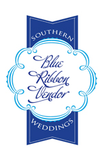 Southern Weddings Blue Ribbon Vendor