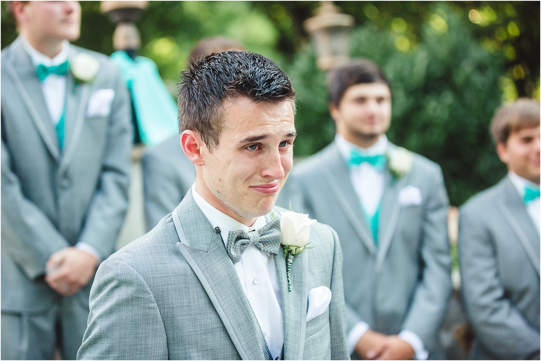 Dara\'s Garden Wedding in Knoxville TN by JoPhoto
