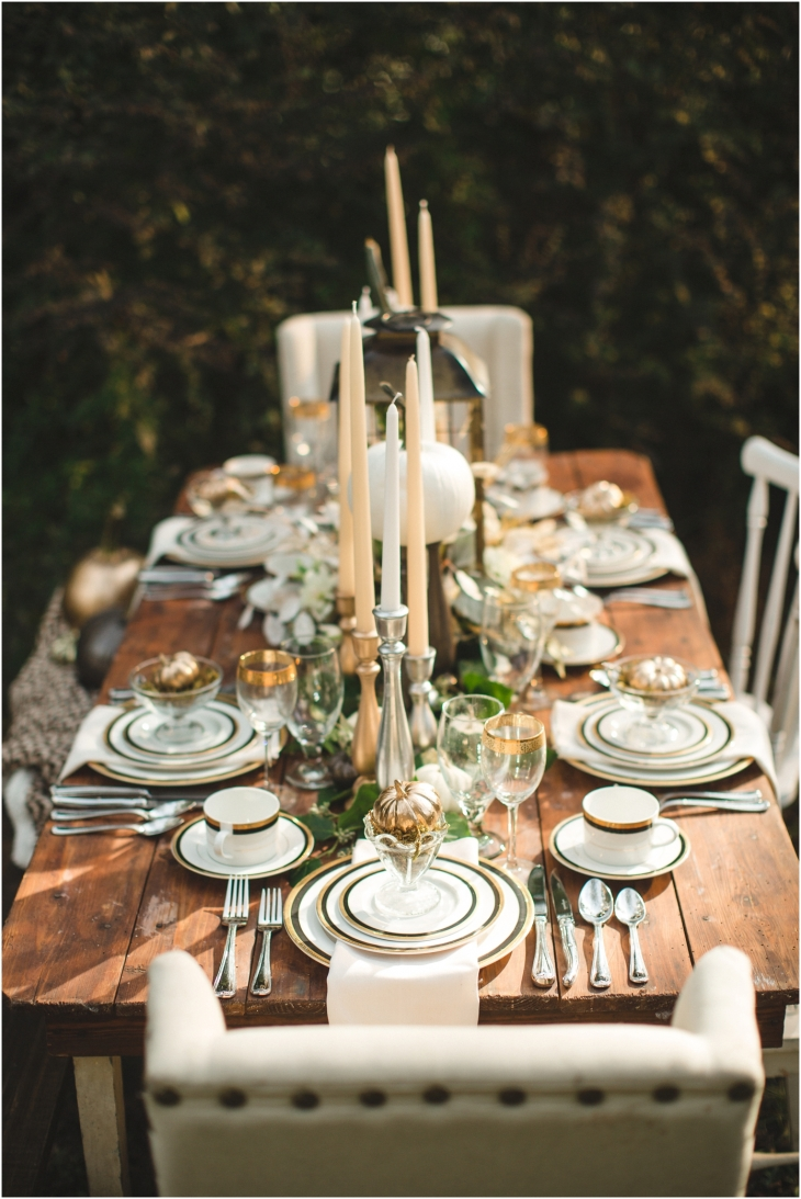 Thanksgiving Table thanksgiving table setting ideas and decorations
