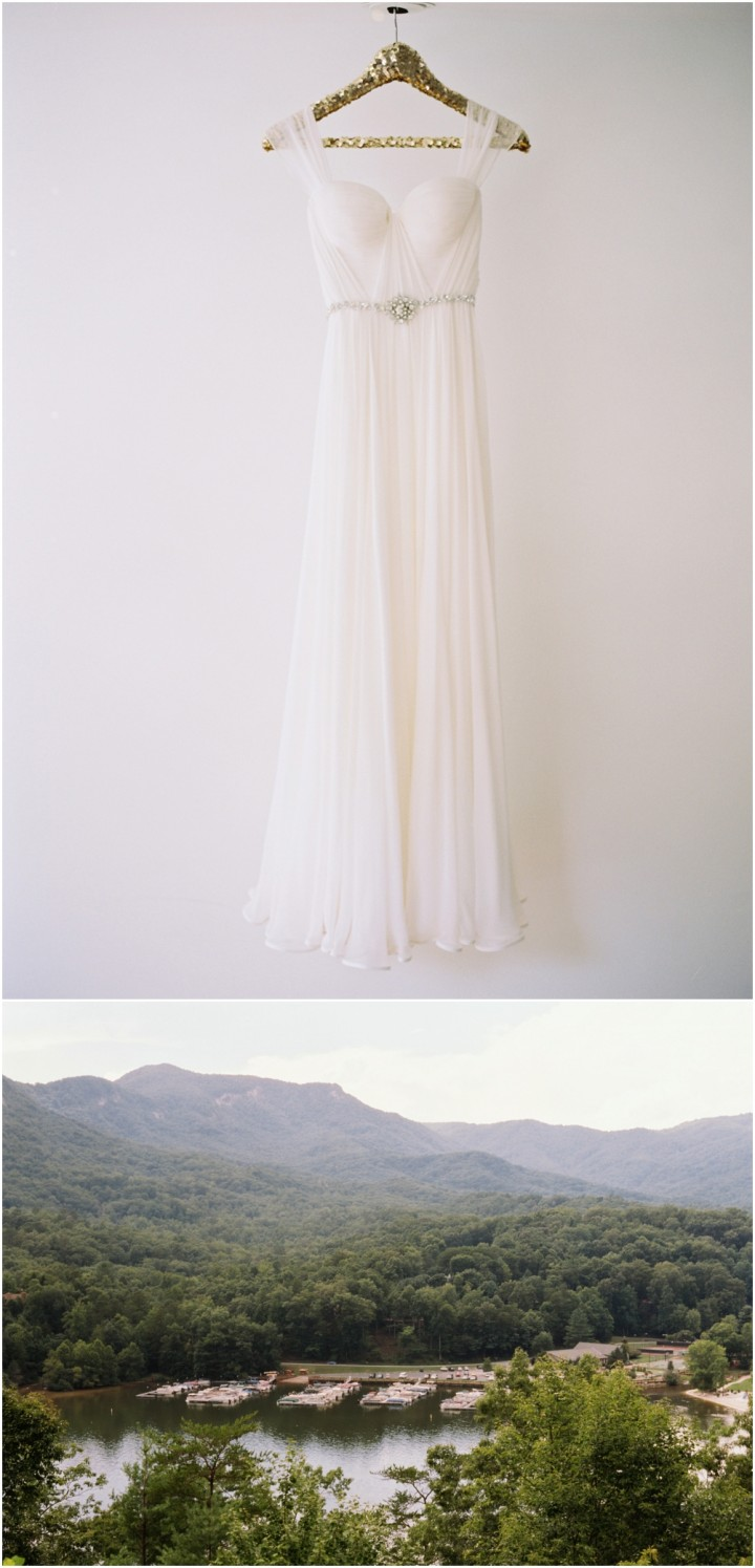 lake lure north carolina wedding