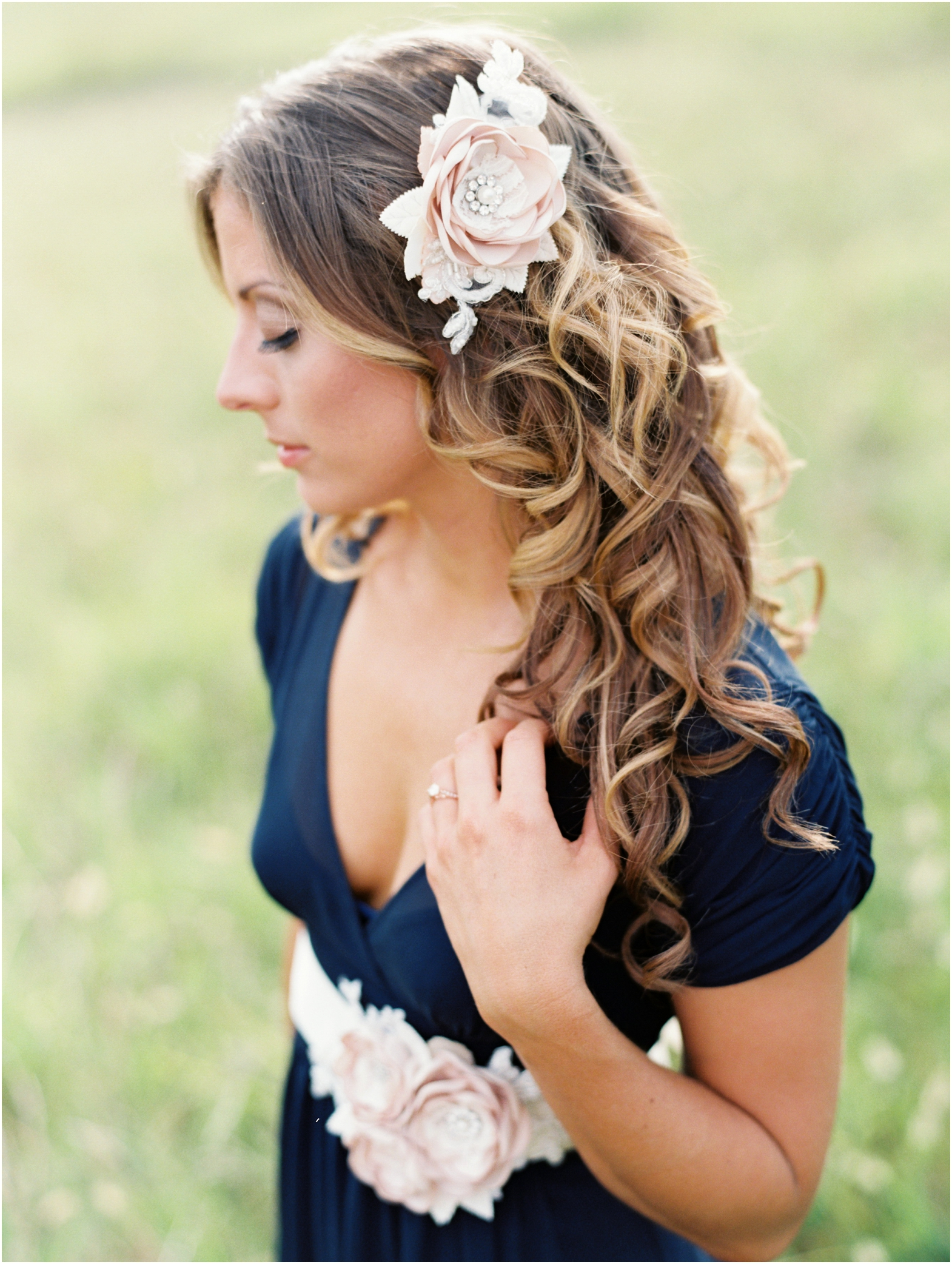 romantic art life hair pieces for wedding wedding hairpieces and belts