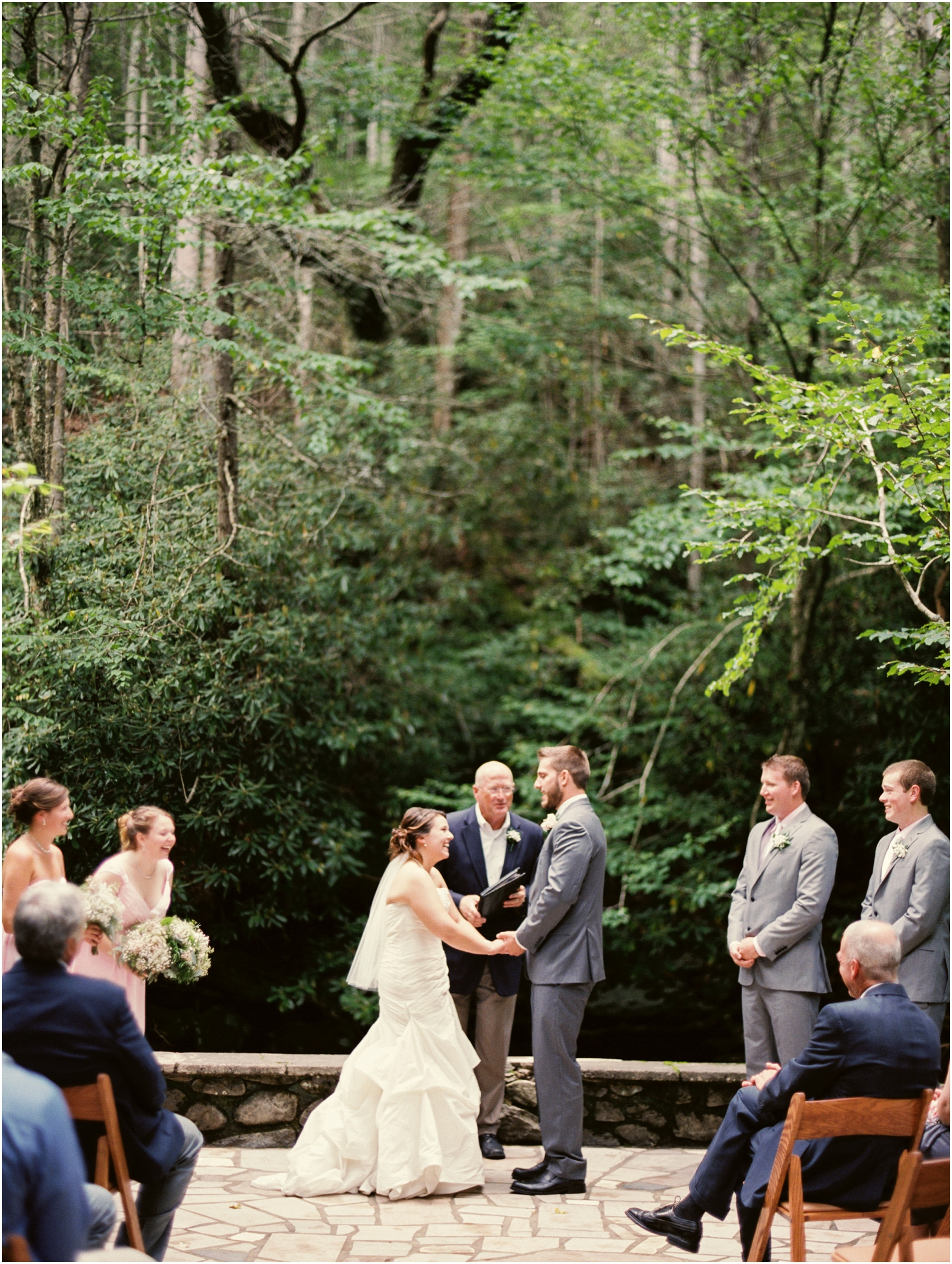 Smoky Mountain Wedding Photos