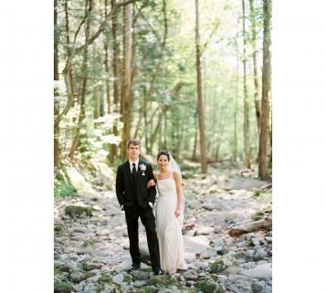 spence cabin wedding