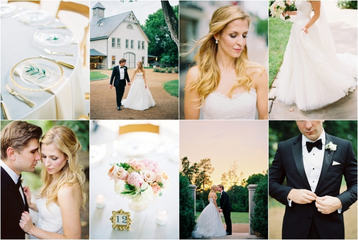 Belle Meade Plantation Wedding in Nashville