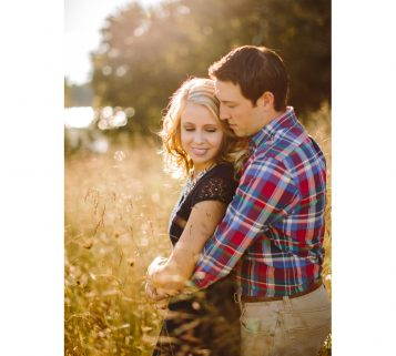 knoxville engagement photos in the fall