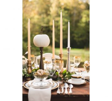 Holiday thanksgiving decor ideas