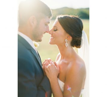 knoxville tennessee farm wedding