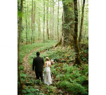 spence cabin wedding tennessee