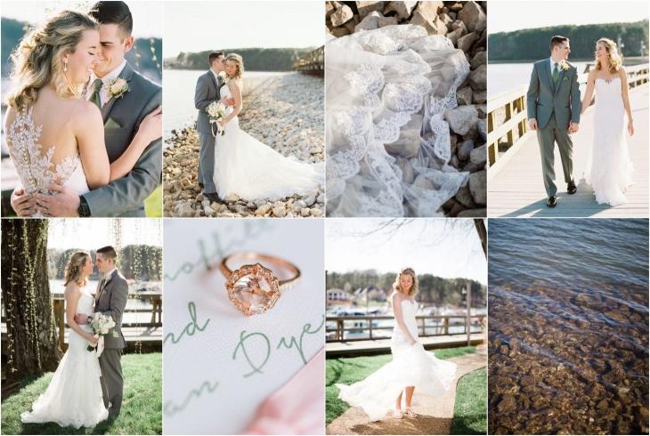 Wedding at Tellico Village Yacht Club