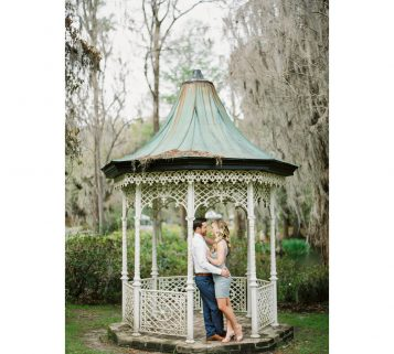 charleston engagement magnolia-plantation