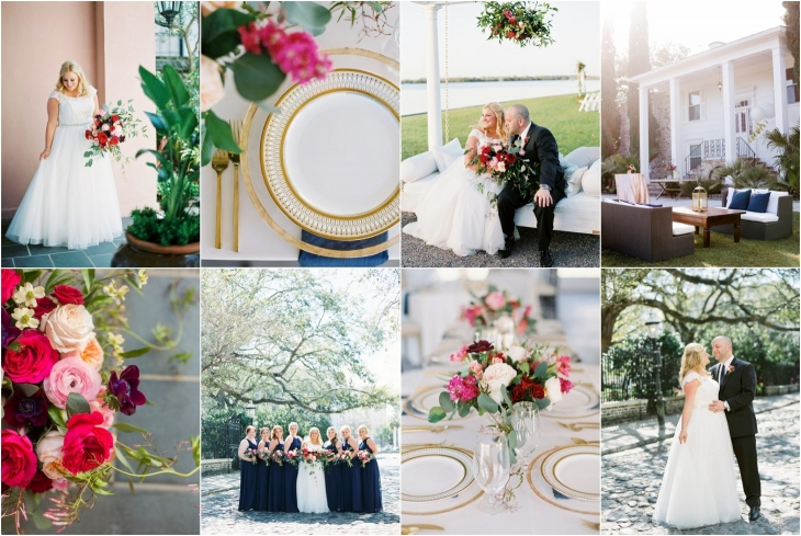 Island House Wedding Charleston