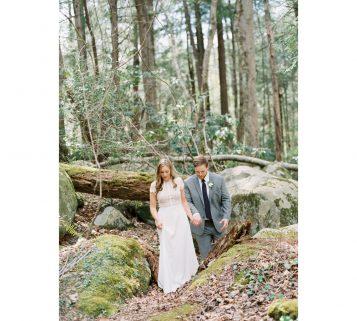 spence cabin wedding elkmont