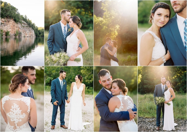 meads quarry wedding in knoxville tn