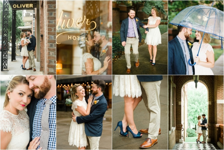 Knoxville Courthouse Wedding Photographer
