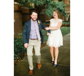 knoxville courthouse elopement in downtown Knoxville, Tennessee