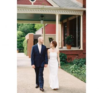 knoxville wedding at historic westwood