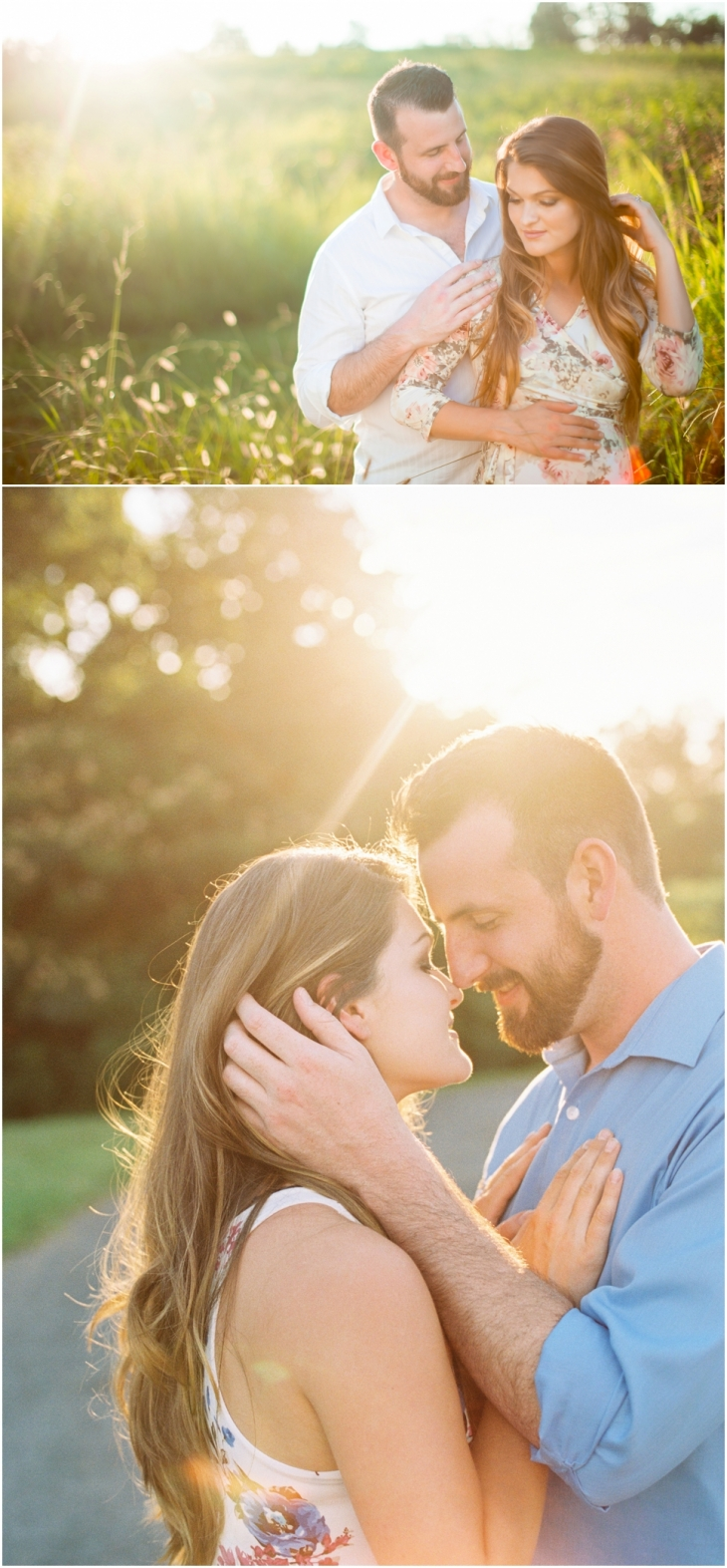 knoxville maternity photos