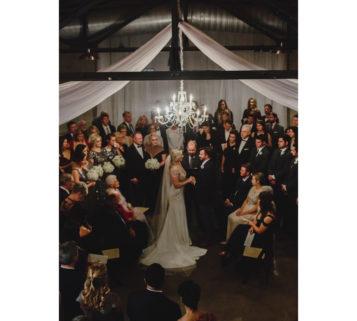 Winter Wedding The Standard Knoxville TN