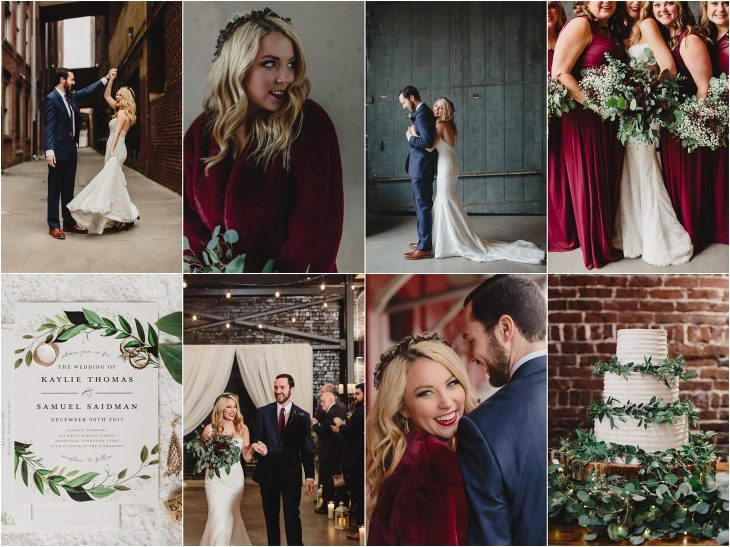 Downtown Knoxville Wedding at Jackson Terminal