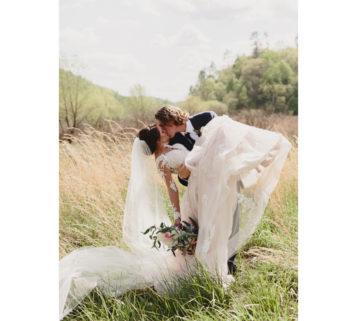 pure water farm wedding in walland TN