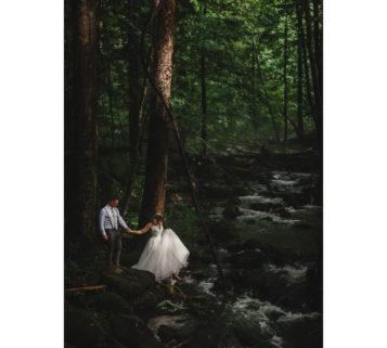 Greenbrier Smoky Mountain Wedding in Gatlinburg