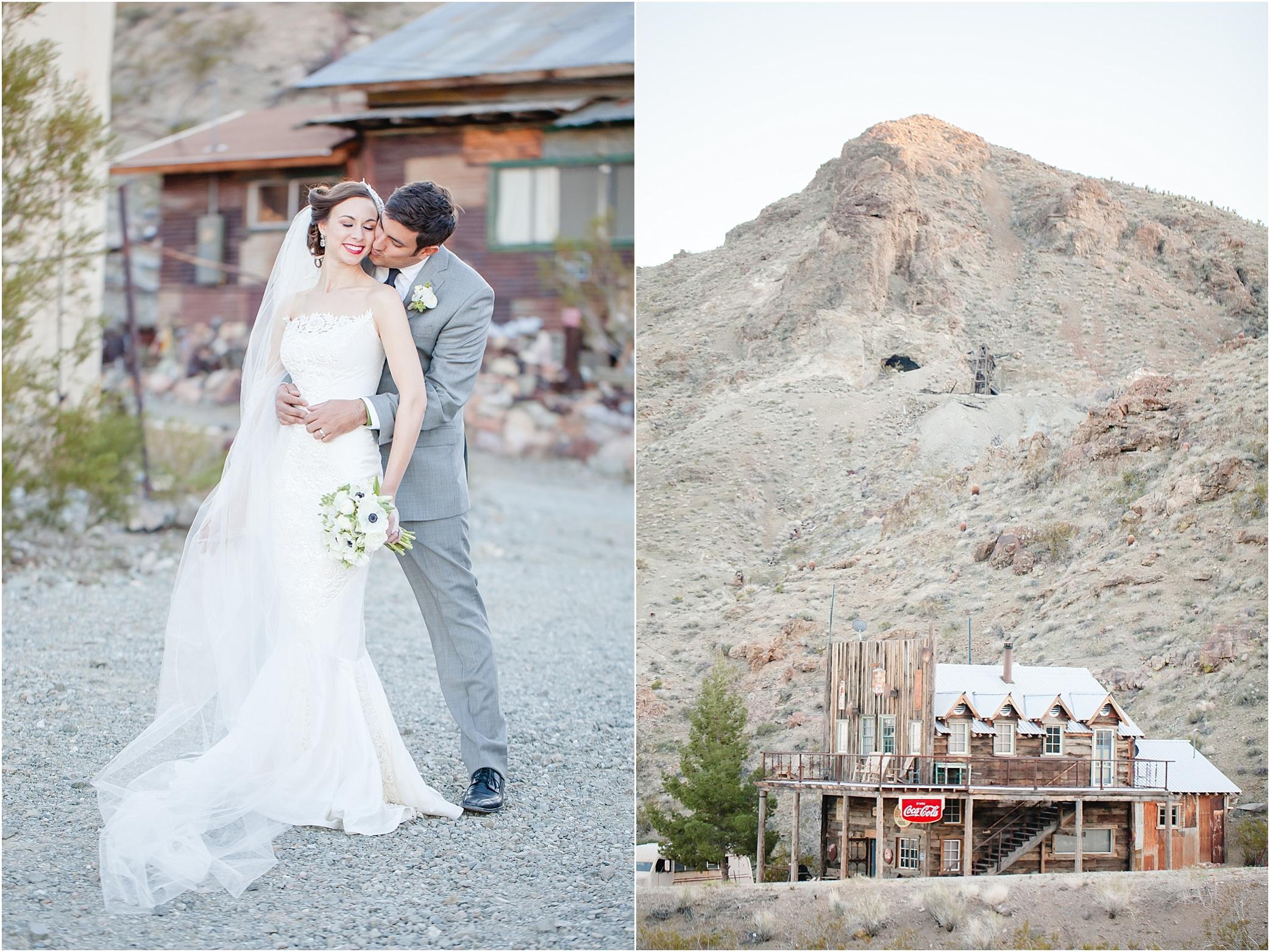 Knoxville Photographers Las Vegas Desert Wedding Photos