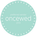 Once Wed Vendor