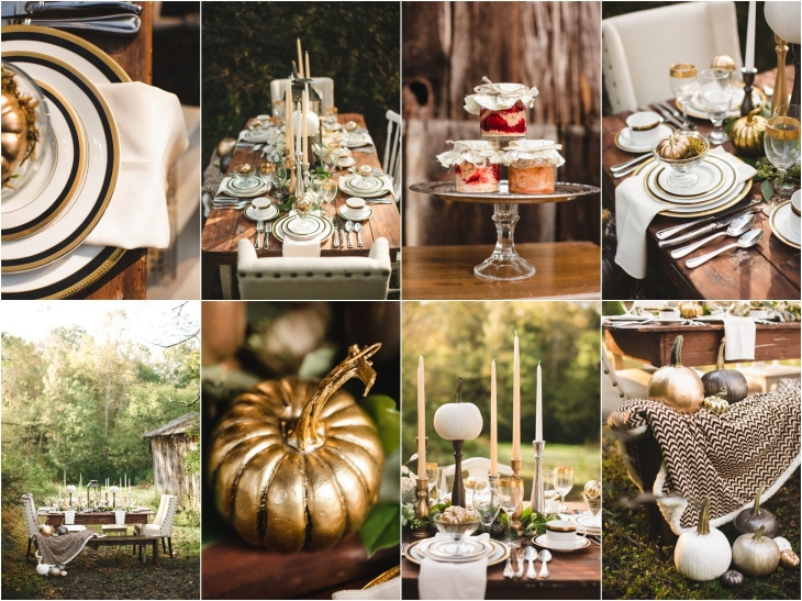 DIY thanksgiving decor ideas