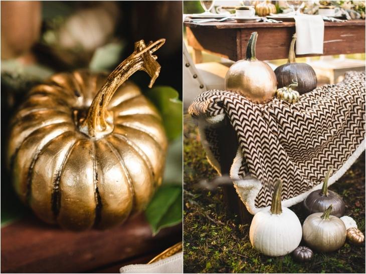 pumpkin table ideas