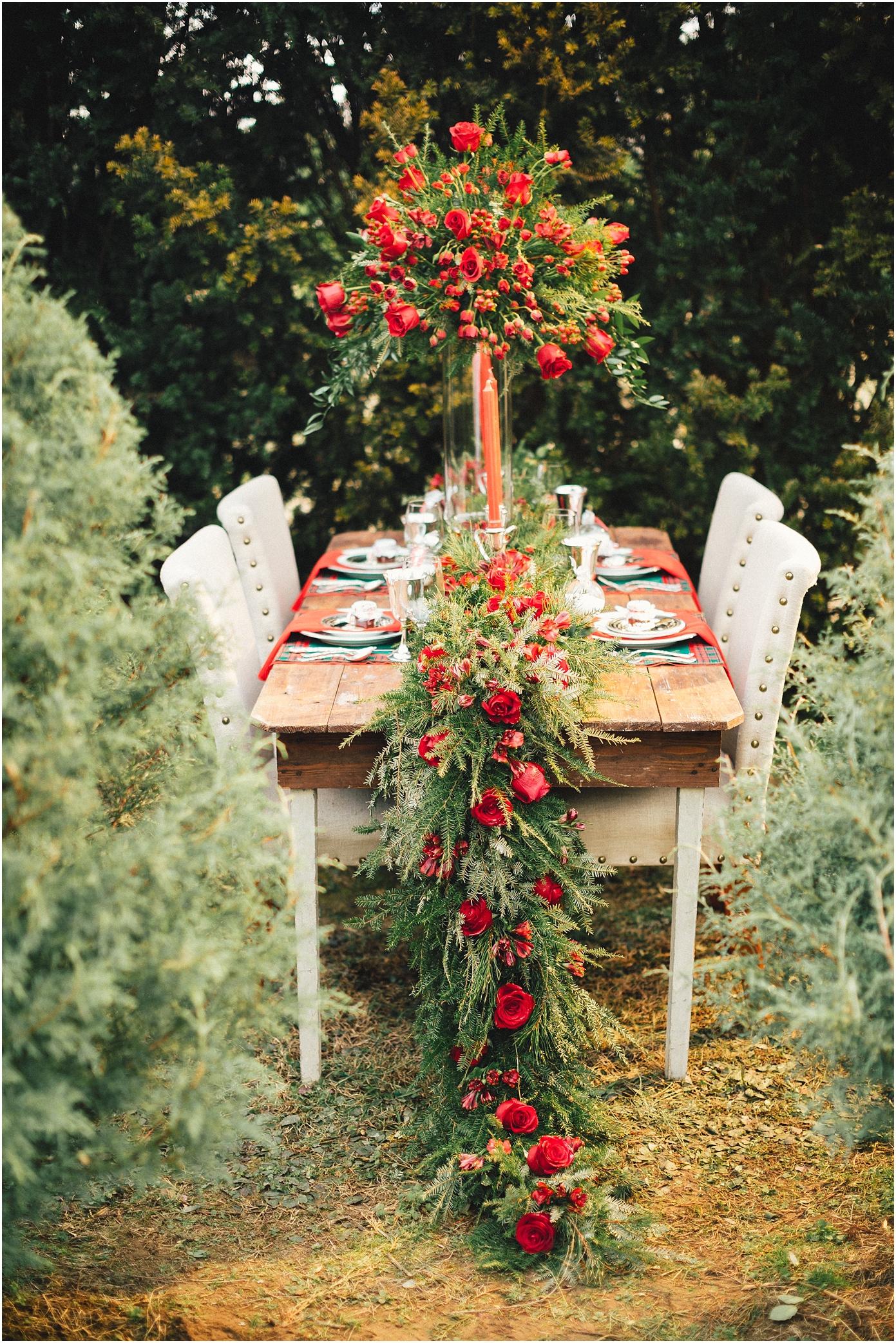 location bluebird christmas tree farm christmas tablescape ideas - Bluebird Christmas Tree Farm