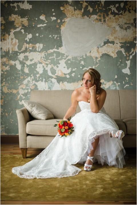 the standard bride