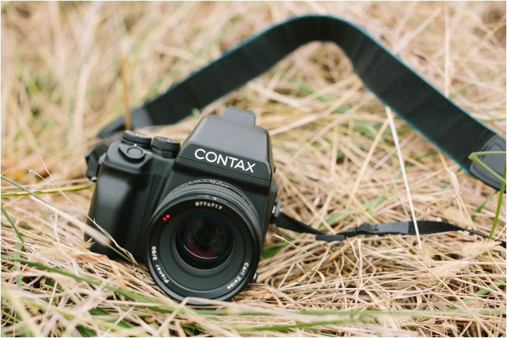 contax 645