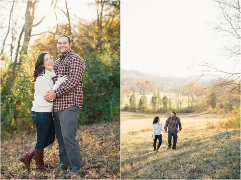 farm engagement pictures