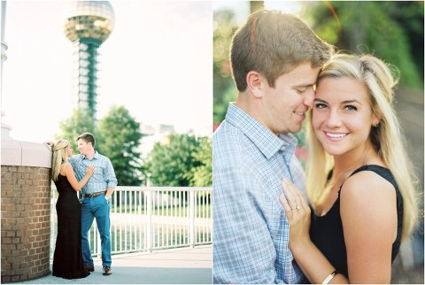 sunsphere engagement pictures