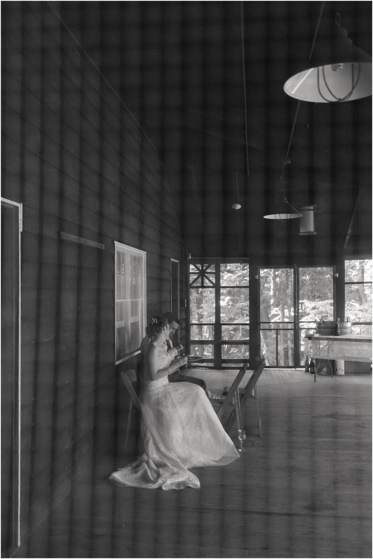 appalachian clubhouse wedding reception