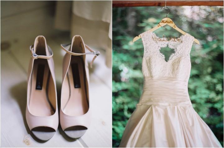 butterfly gap wedding