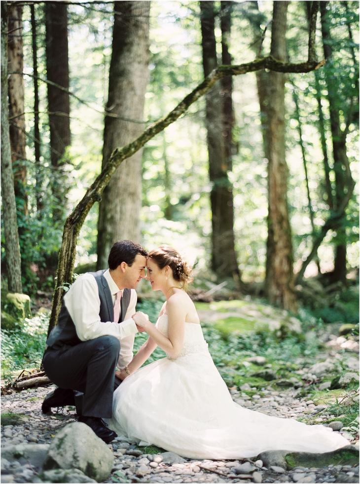 fine art film wedding photographer