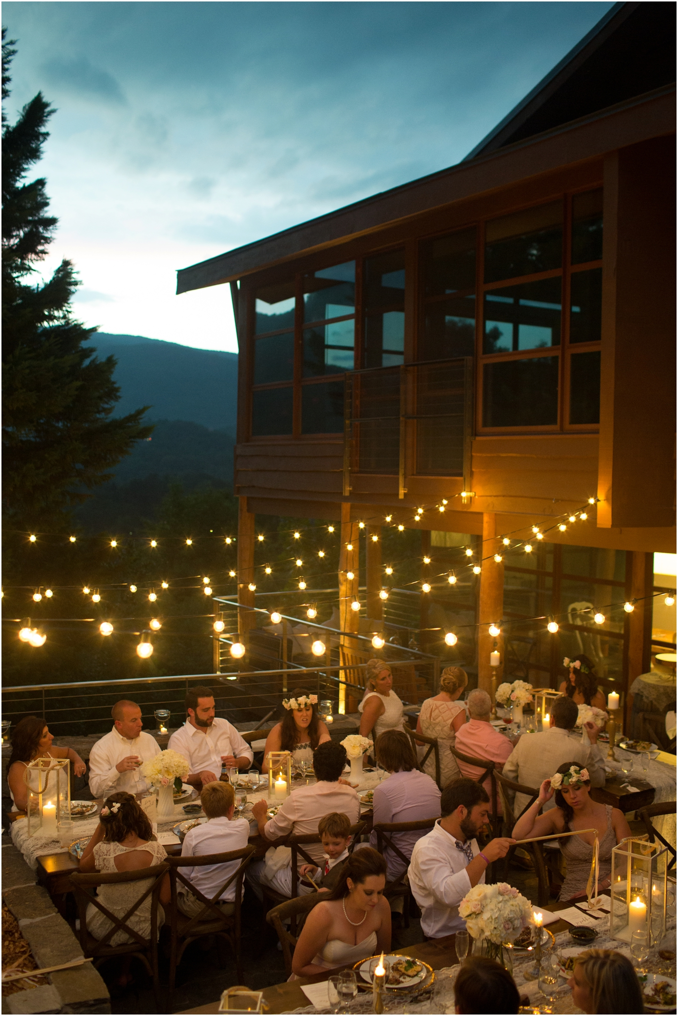 Lake lure wedding