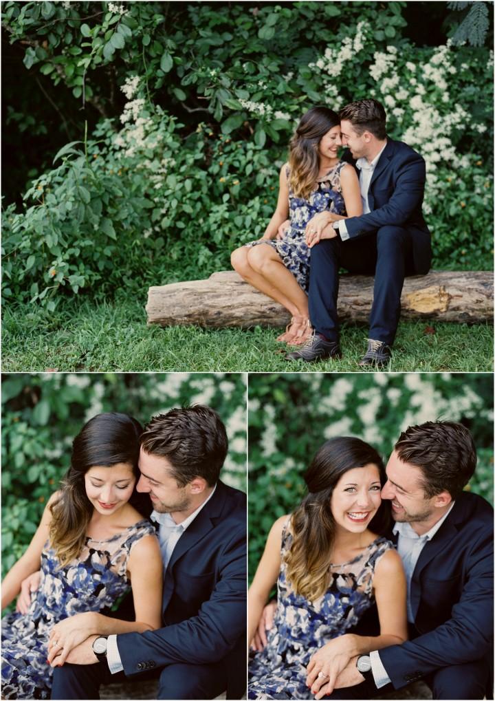 contax645 wedding photos