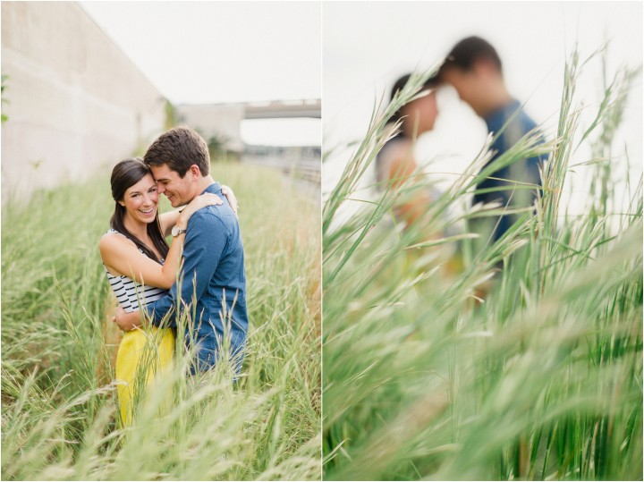 downtown knoxville engagement photos