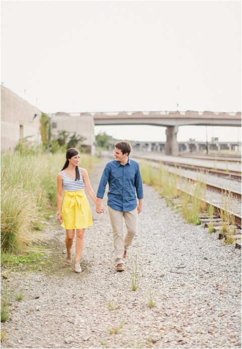 downtown knoxville engagement pics