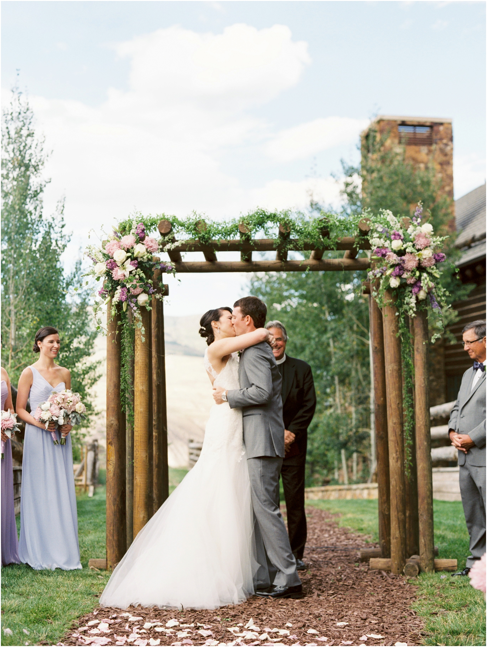 Wedding Ritz Carlton Bachelor Gulch