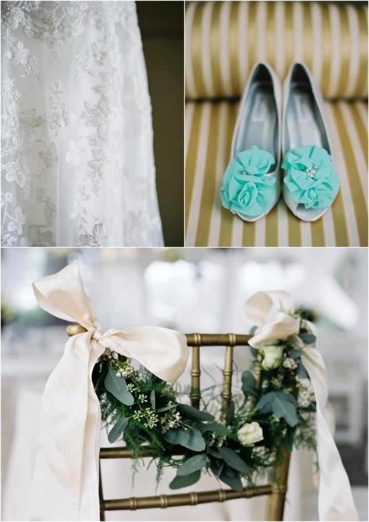 crescent bend wedding