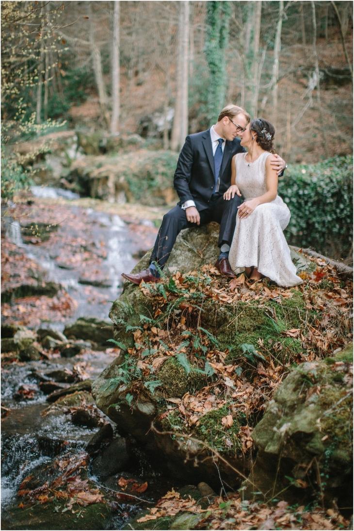 Serenity Falls Wedding in the Smokies