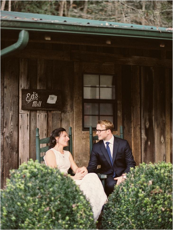 destination mountain wedding pics