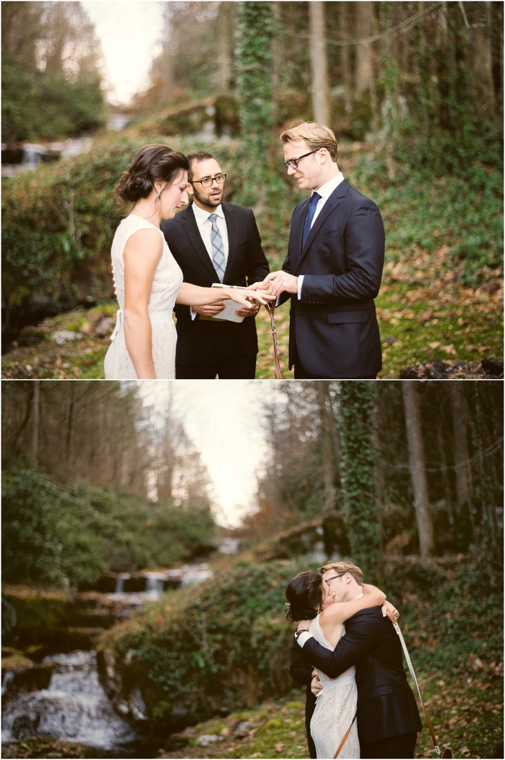 mountain wedding tn