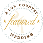 Featured on A Lowcountry Wedding