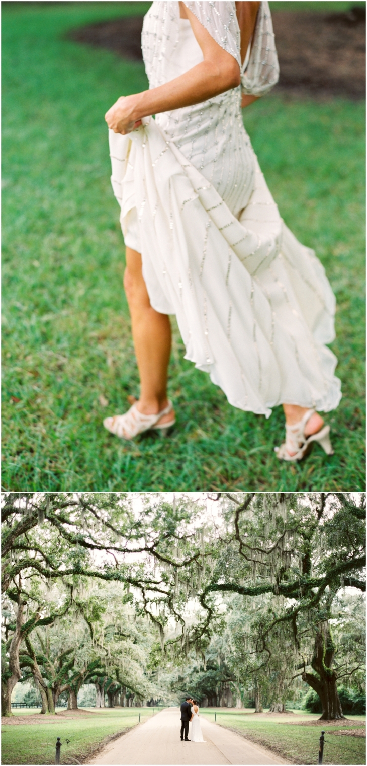 boone hall plantation wedding